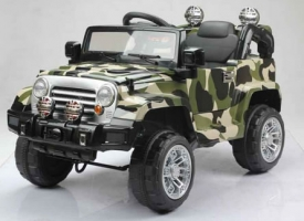 Jeep Wrangler Mountain 4x4