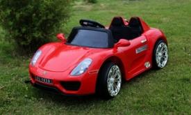 Porsche 918 Spyder Rojo